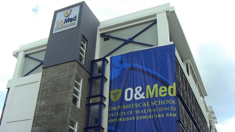 Opening of phase I of the O & Med School of Medicine