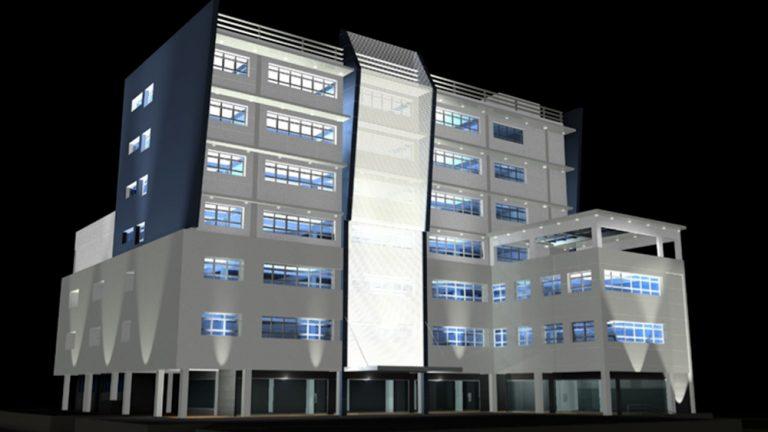 O&M aprueba nuevo diseño de fachada para edificio de ingeniería y tecnología propuesto por Michel Philippe Lulo & Asociados (MPL)